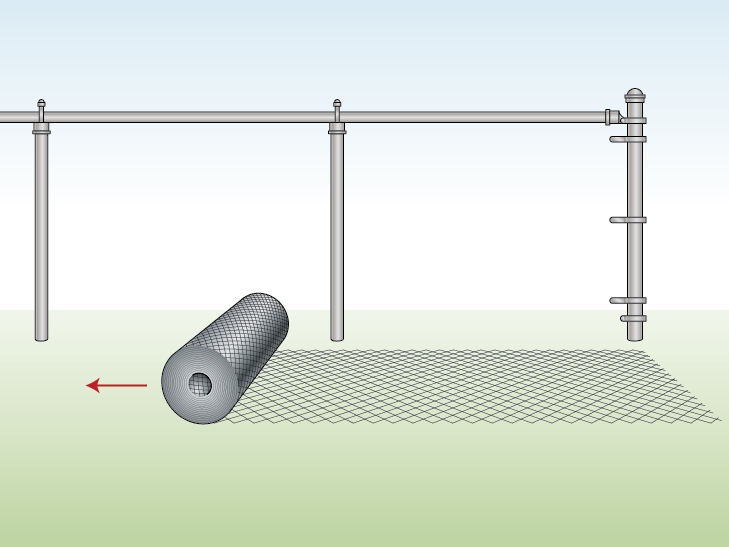 unrolling-chain-link