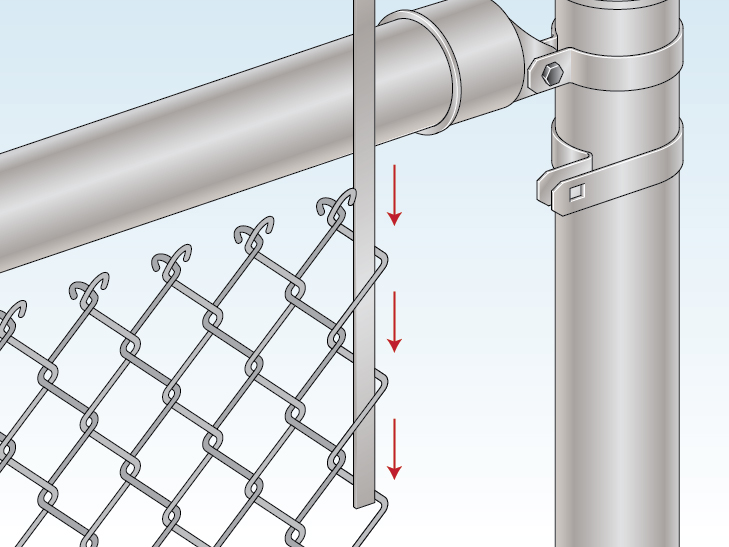 weave-tension-band-through-chain-link