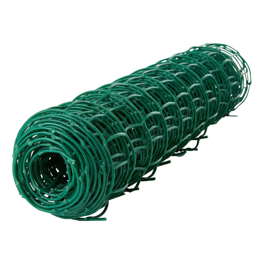Green Plastic Coated Garden