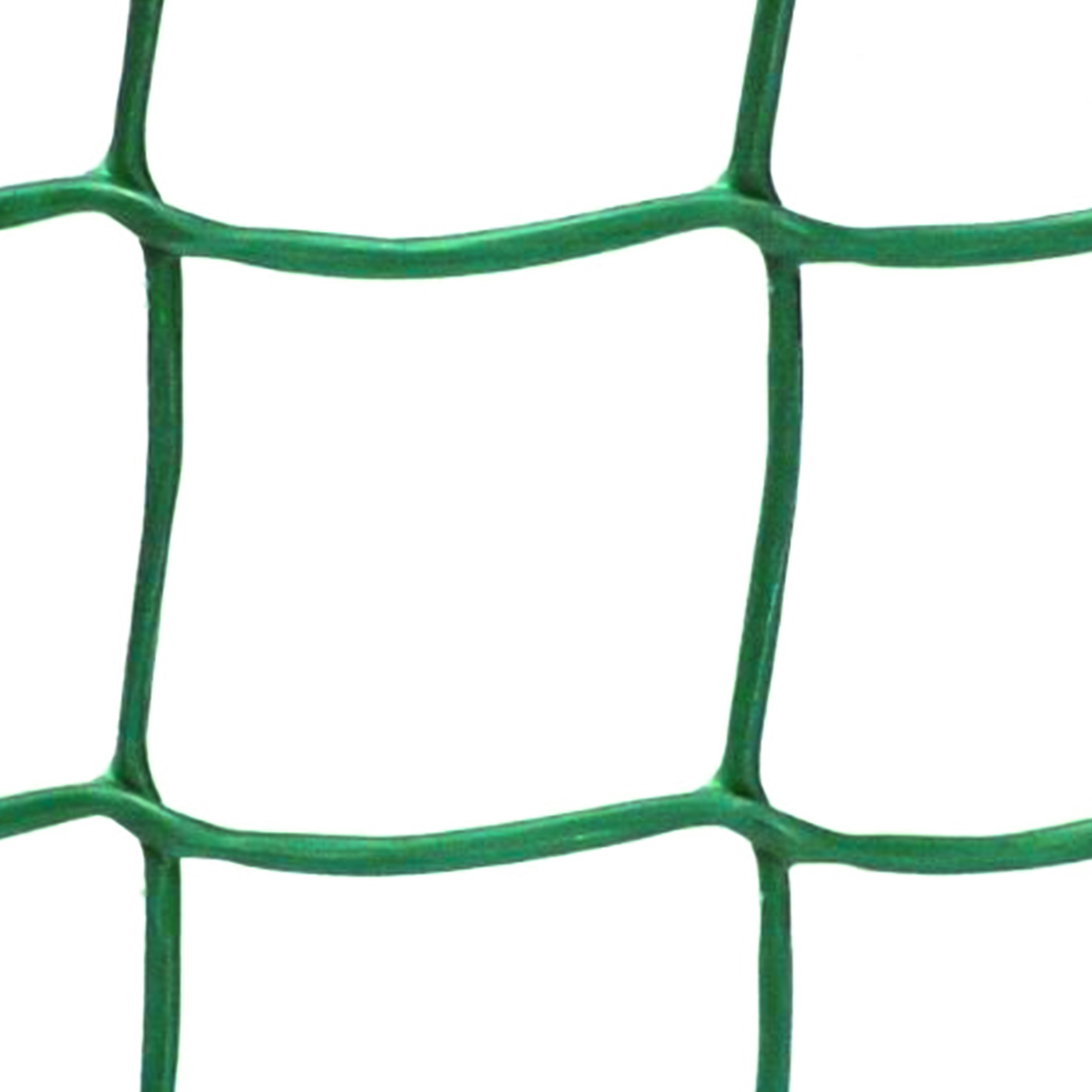 Green Plastic Coated Garden_net