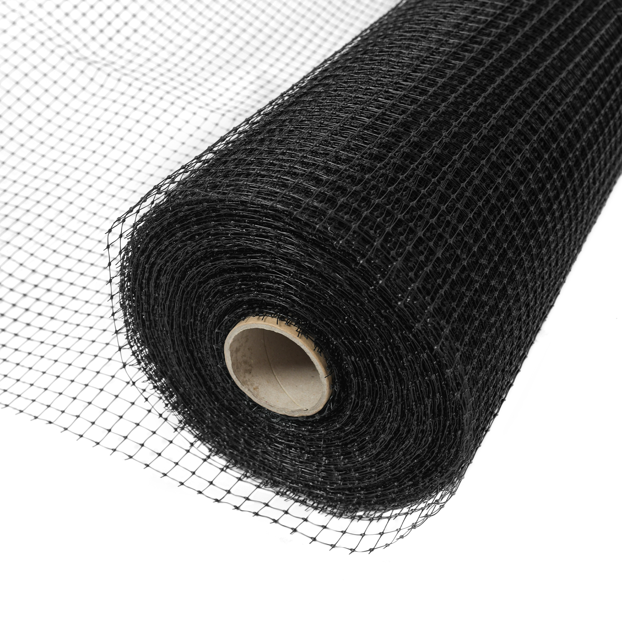 roll-of-black-mesh