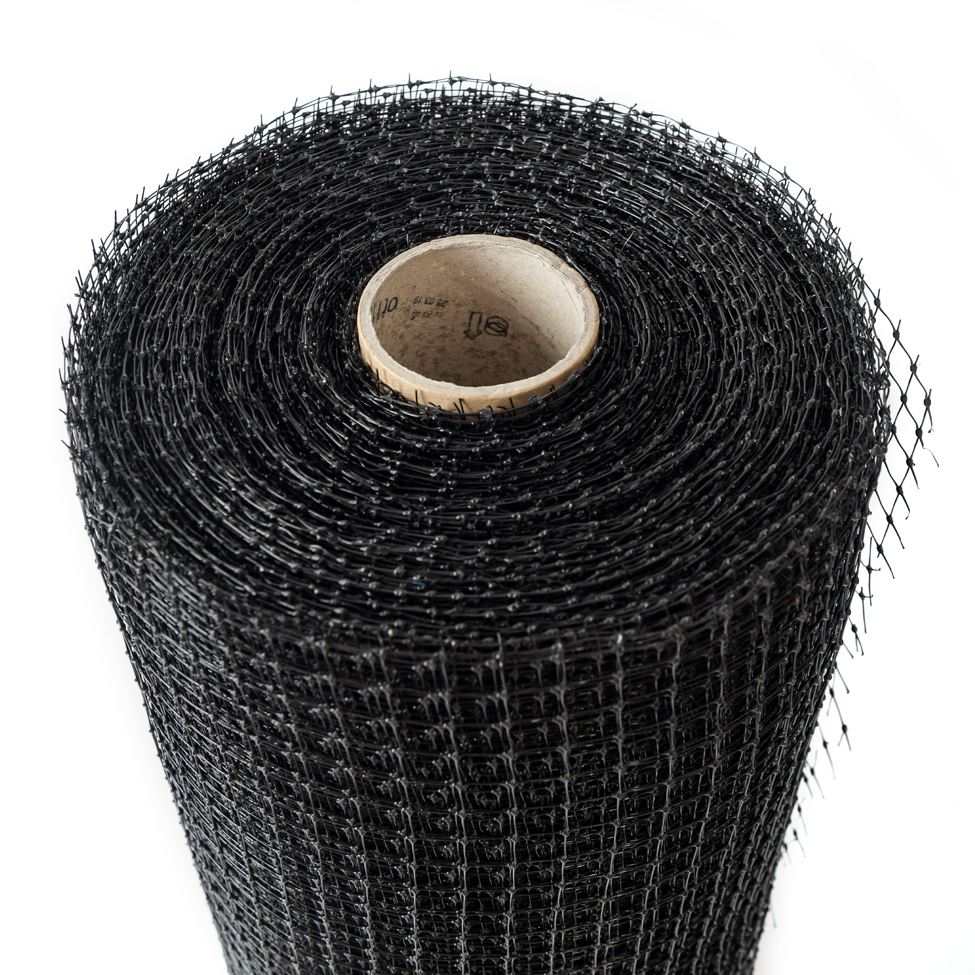 top-of-black-mesh-roll