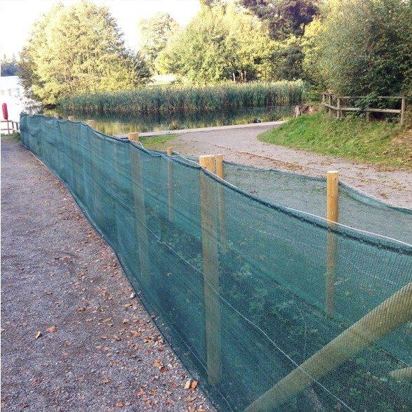 Reduction-Green-Shade-Netting