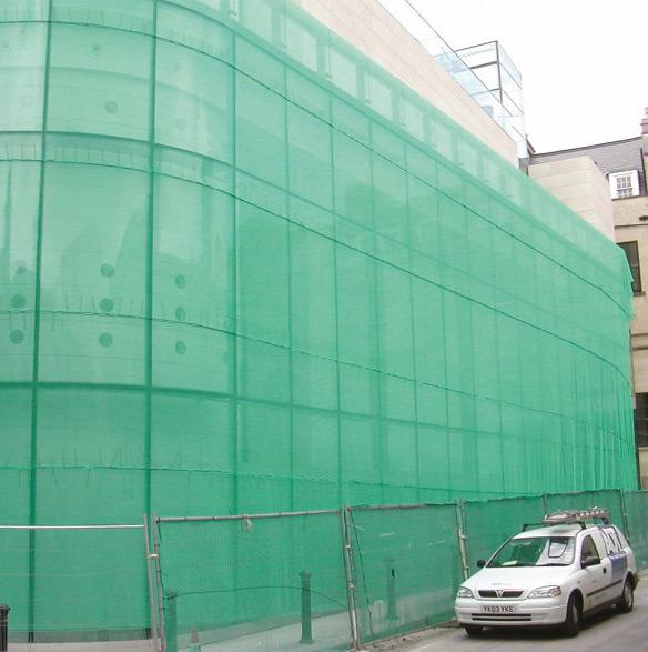 Green-Debris-Netting