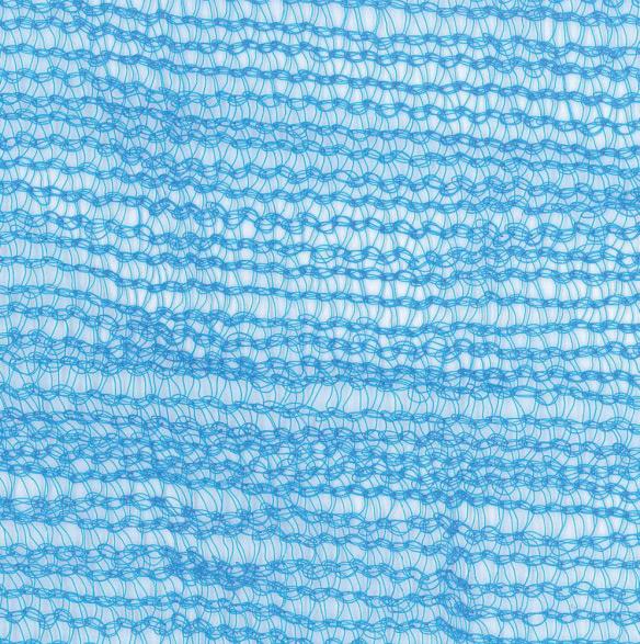 Blue-Debris-Netting