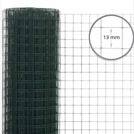 13mm-green-galvanised-wire