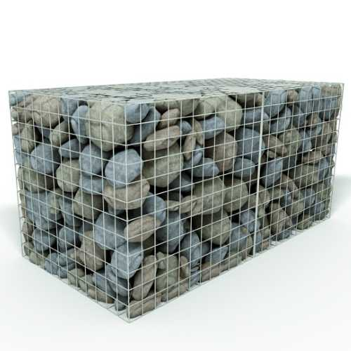 Gabion Sea Defence