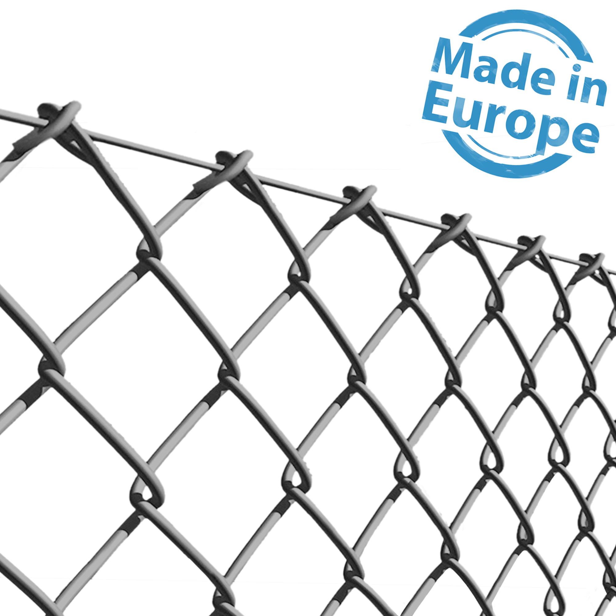 galvanized-steel-chain-link-fence