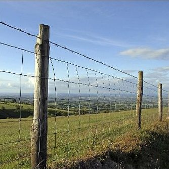 High-Tensile-Stock-Fence