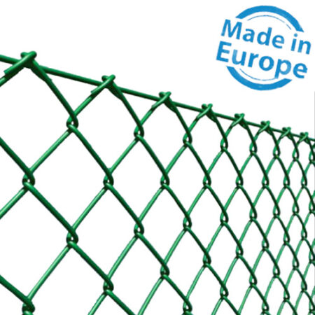 PVC-Green-Chain-Link-Fence