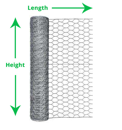 Chicken Wire Mesh (ALL BUDGETS) | Wire Fence
