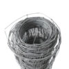 top-of-galvanised-stock fence-roll