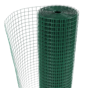 Wire Mesh Fencing - Green Plastic Coated | Wire Fence