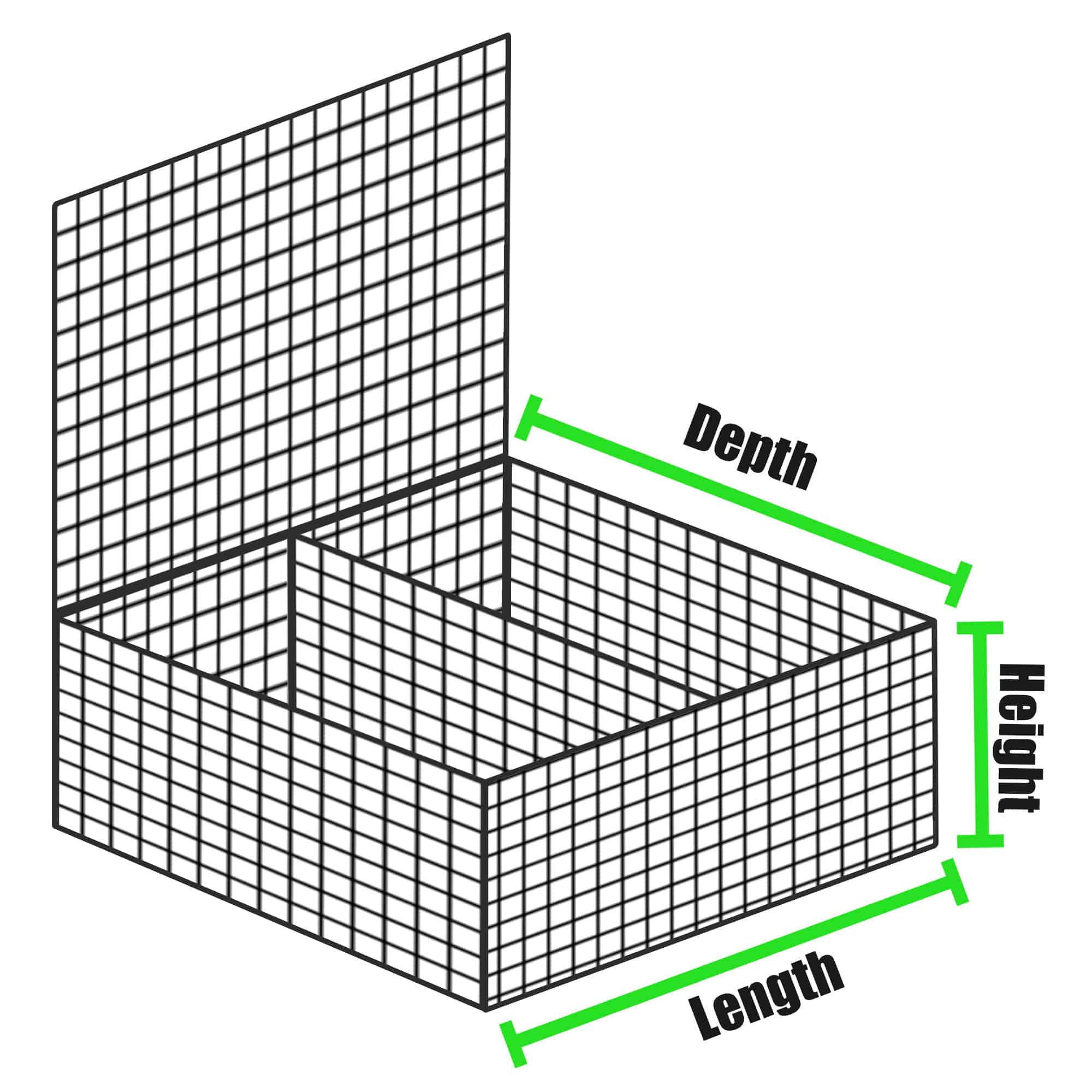 GABION BASKET_diagram