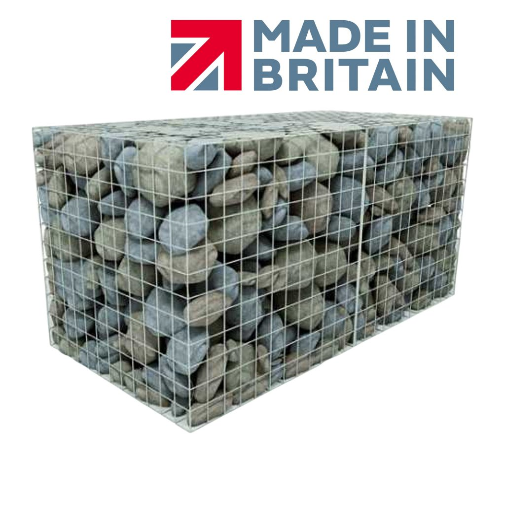 Gabion Baskets Uk Suppliers Quick Delivery Wire Fence
