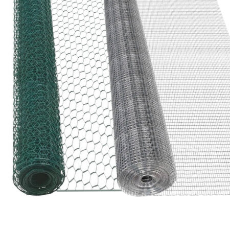 Wire Mesh & Netting