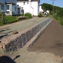low-retaining-wall