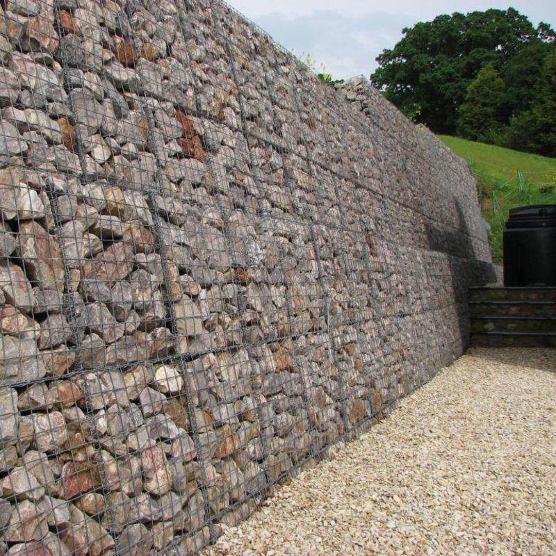 Gabion Wall Calculator