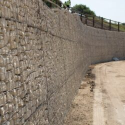 large-gabion-wall-installed