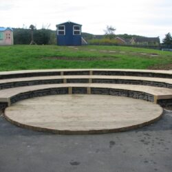 curved-gabion-benches-front-view