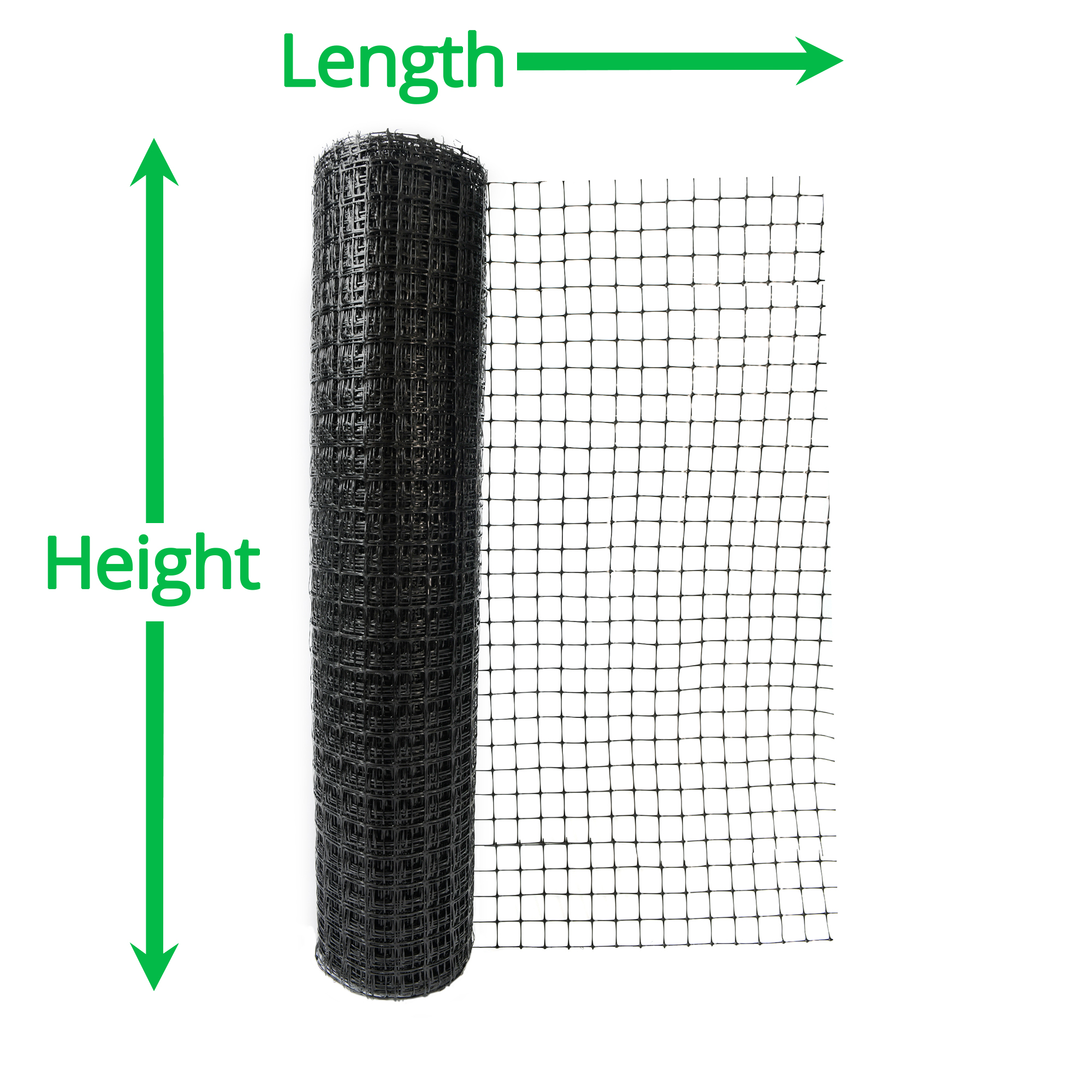 plastic-deer-fence-dimensions