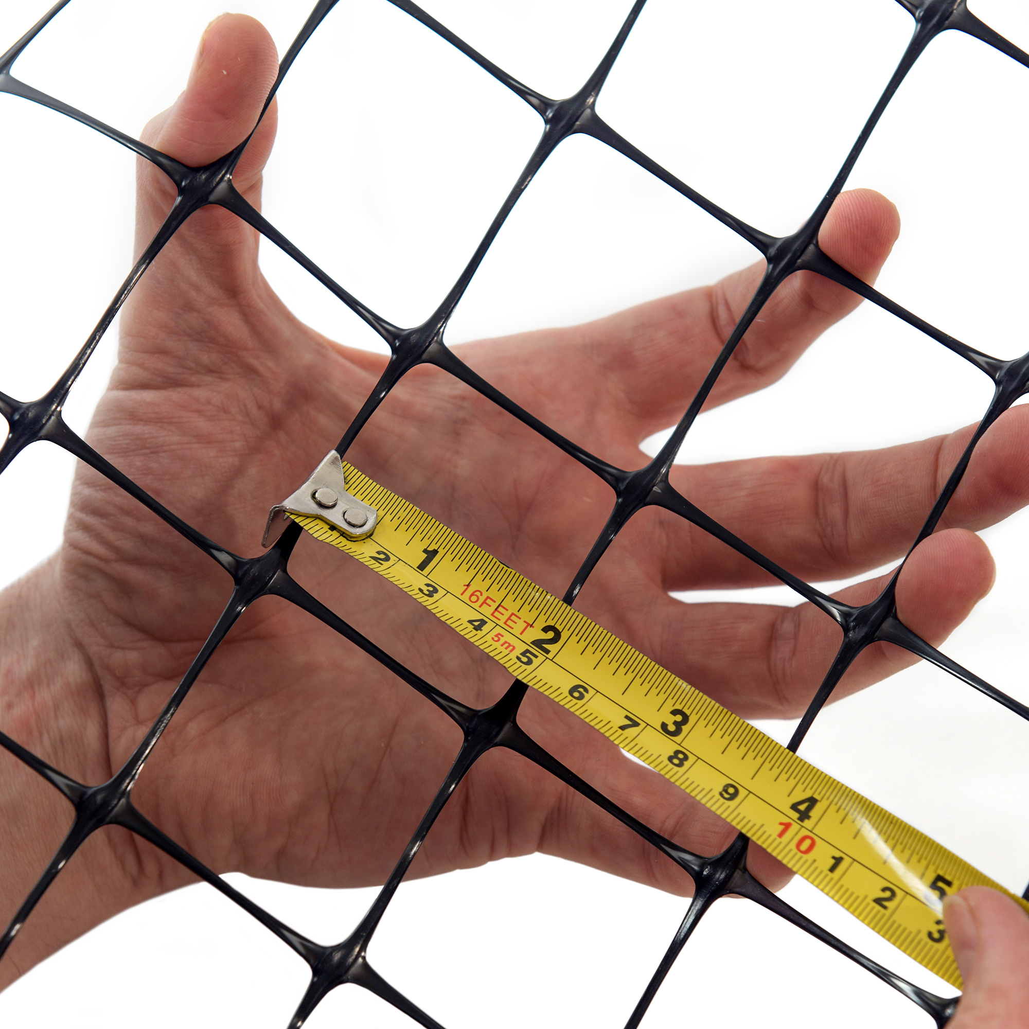 hand-holding-plastic-deer-fence
