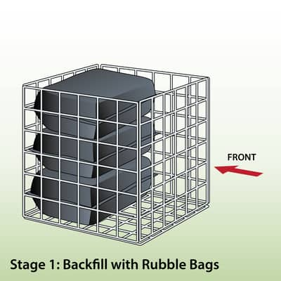 backfill-gabion-with-rubble-bags