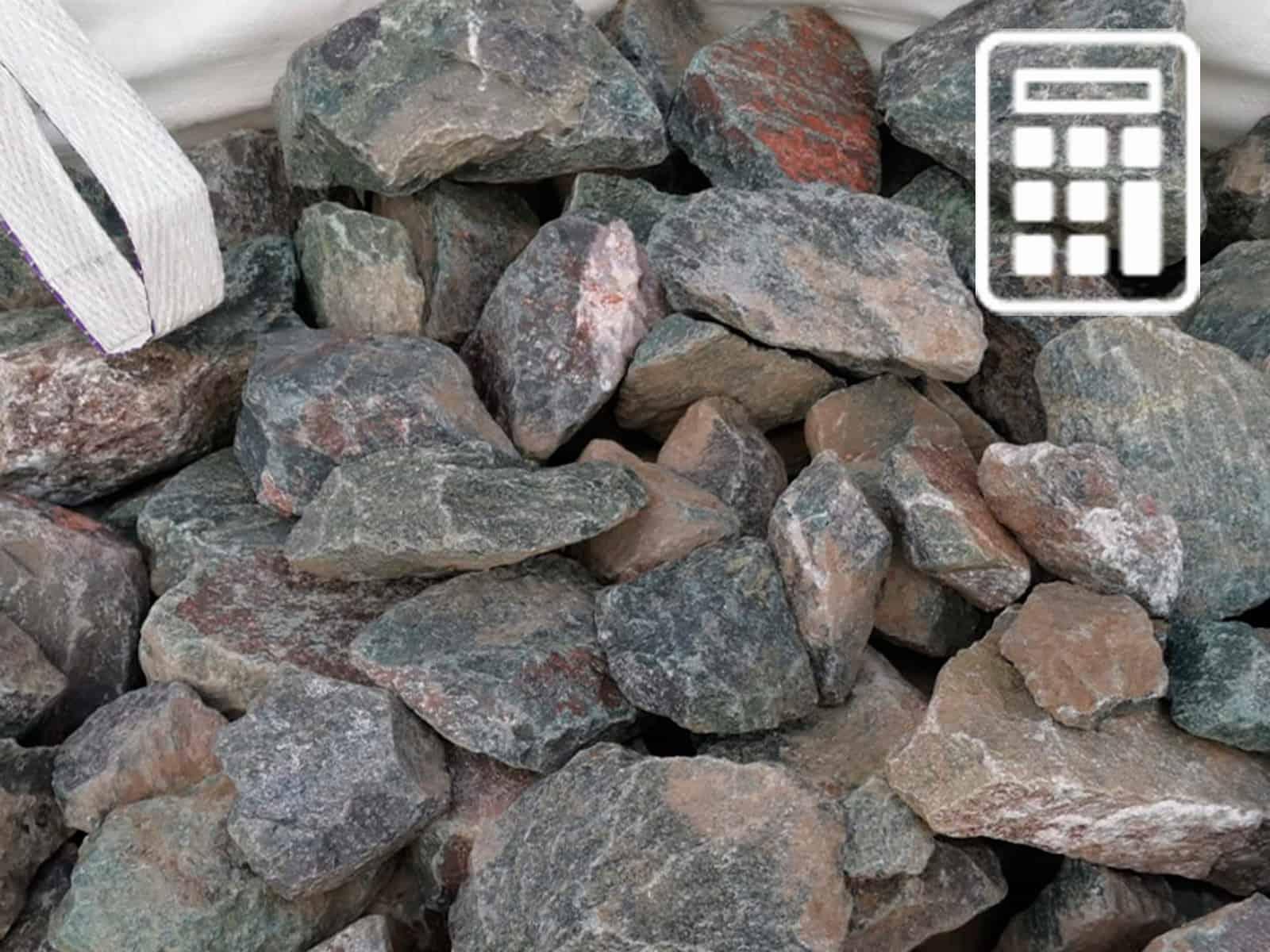 Gabion Stone Calculator
