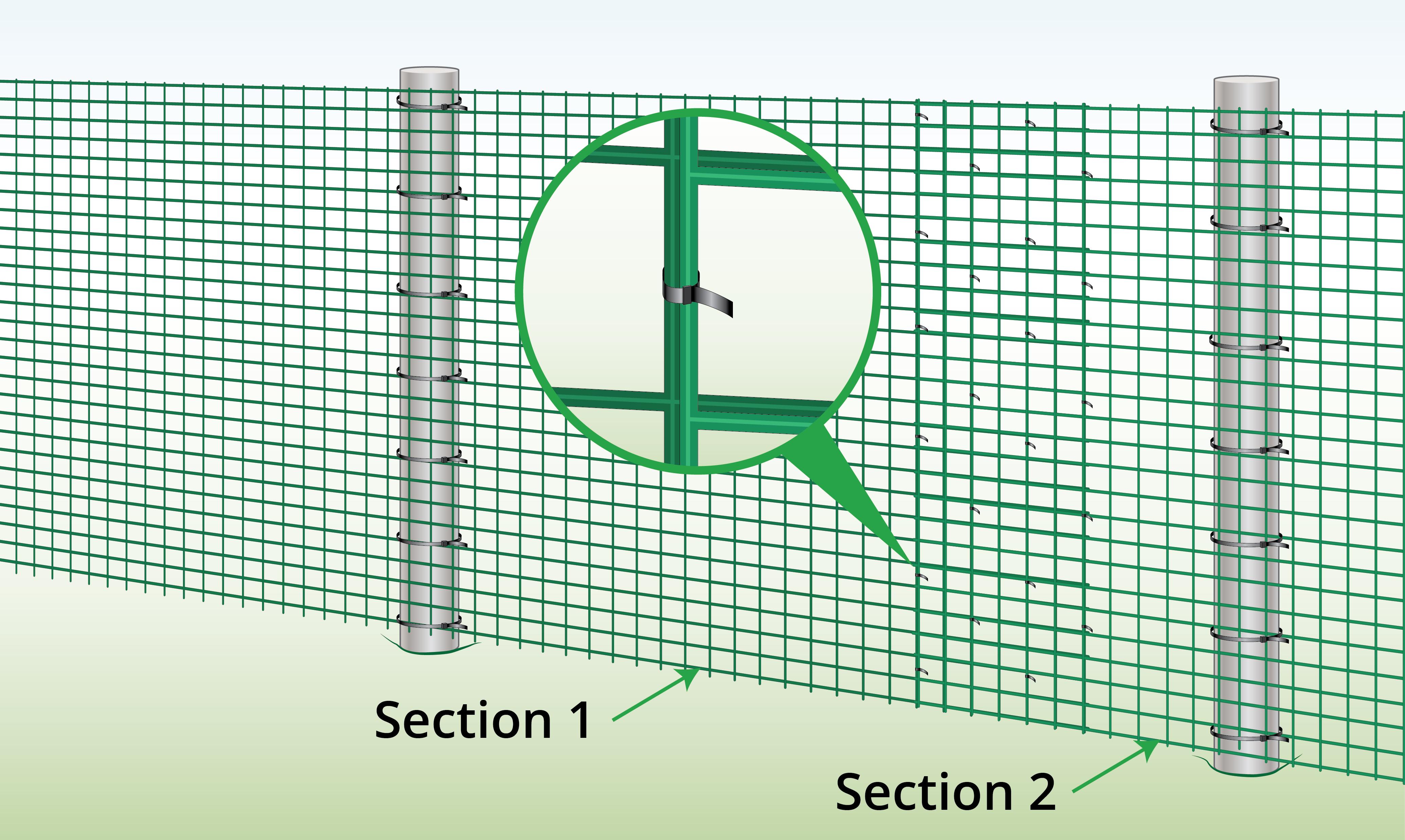 extend-existing-plastic-mesh