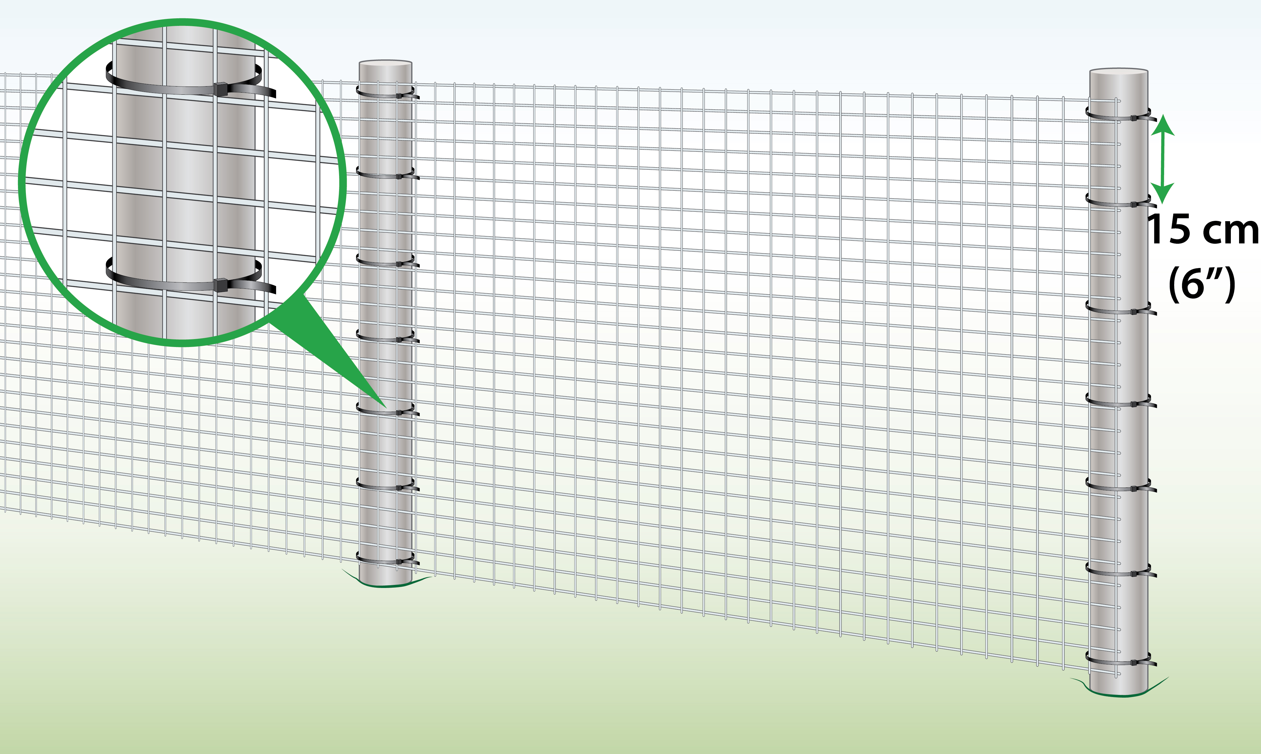 fix-welded-mesh-to-steel-with-cable-ties