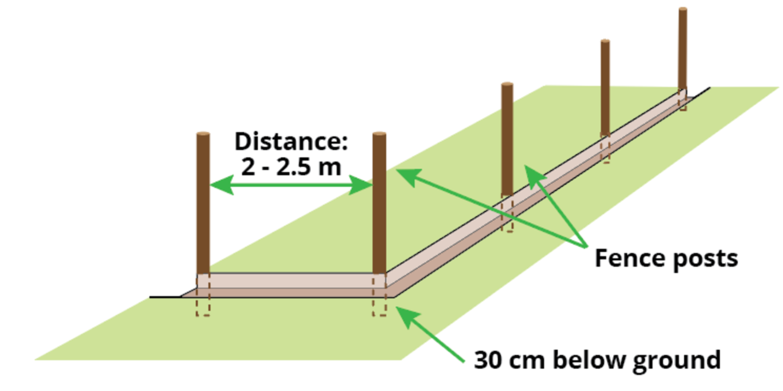 rabbit-fence-posts-placement