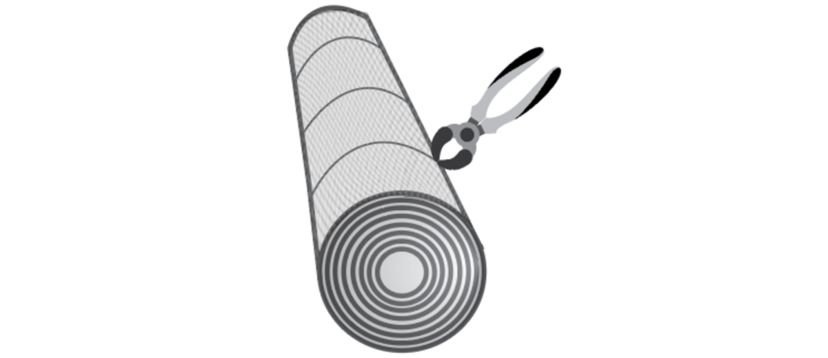 chain-link-roll