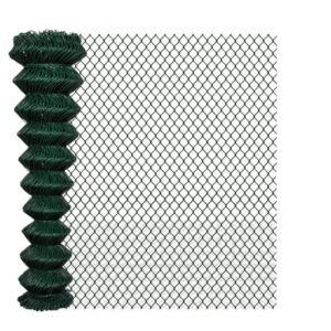 How to Unroll and Shorten Chain Link Fence