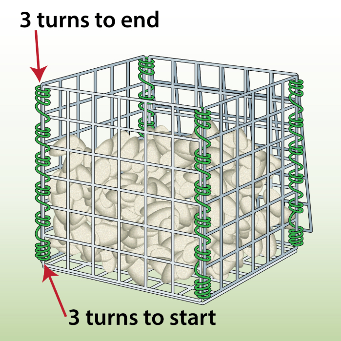 gabion-assembled-with-tying-wire-filled-halfway