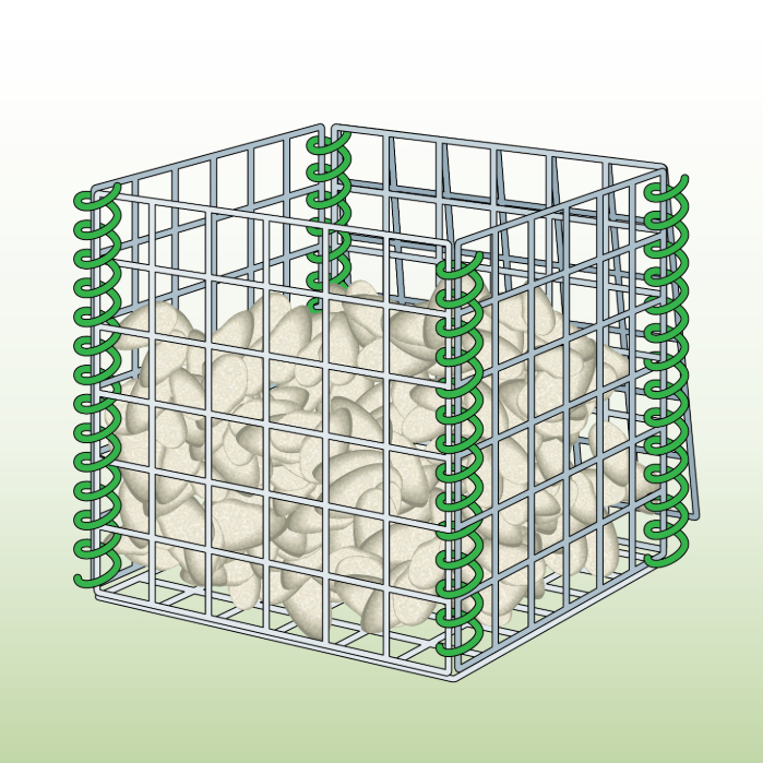gabion-assembled-using-helicals-filled-halfway