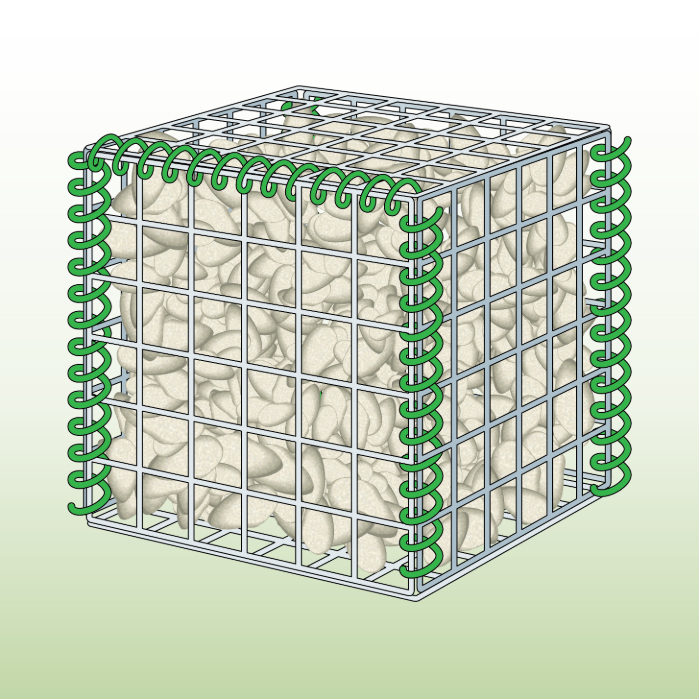 gabion-lid-secured-with-helical-connector